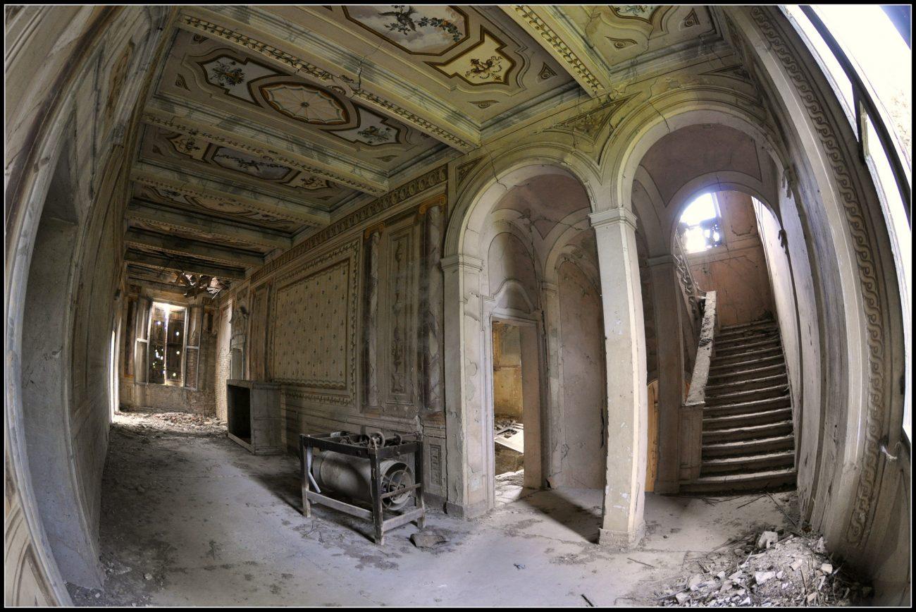 A casa di nessuno ascosi lasciti for Piani di una casa di pensionamento storia