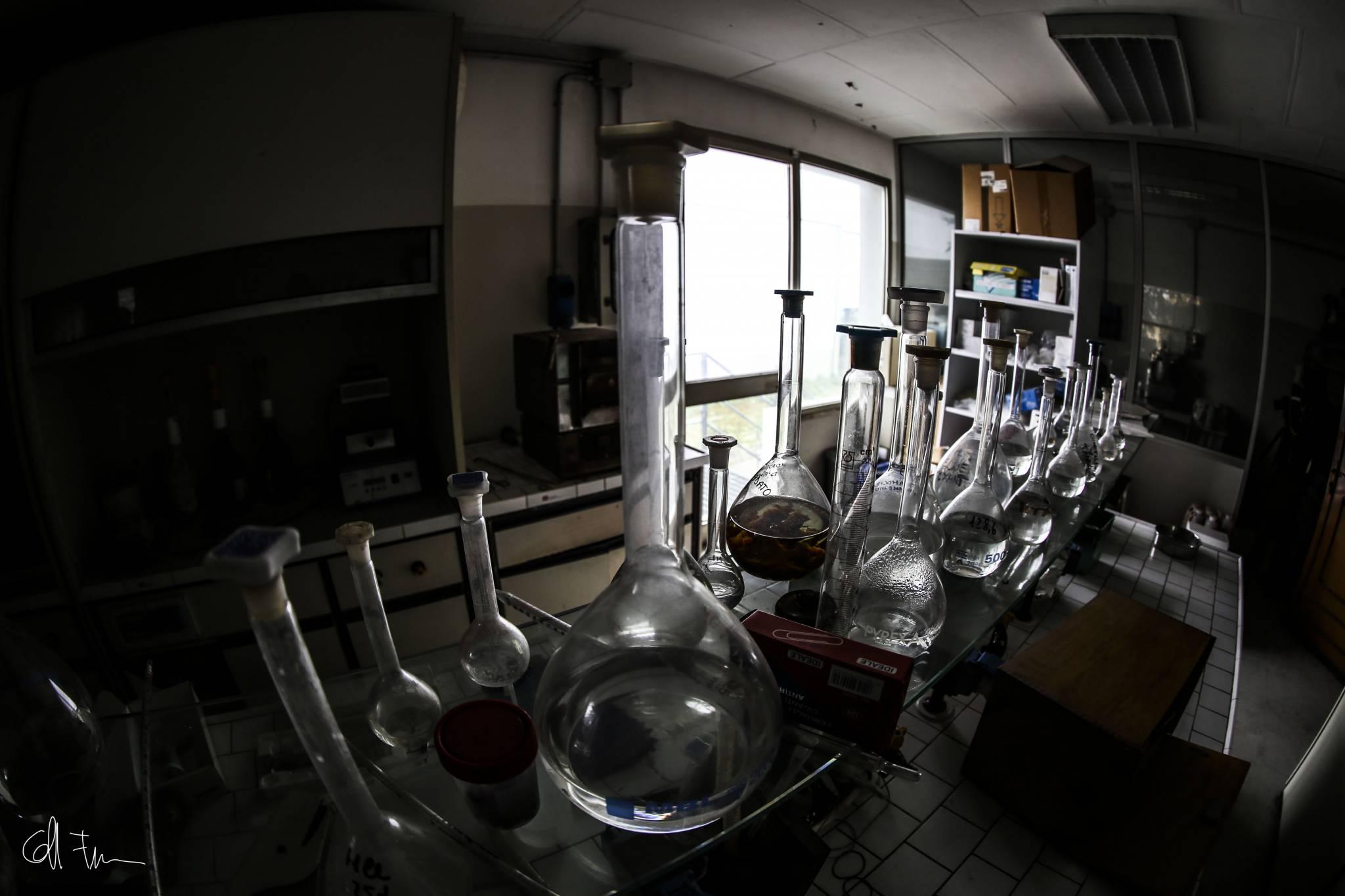 biotecnologie disperse - urbex emilia - urbex italia - urbex italy - abandoned buildings