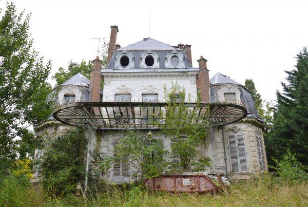 villa abbandonata francia urbex