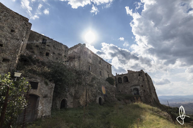 Cristo si è fermato ad eboli - paesi fantasma - urbex basilicata - urbex italia - ghost village