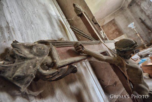 qui venite per morire - canonica abbandonata - urbex piemonte - urbex italia