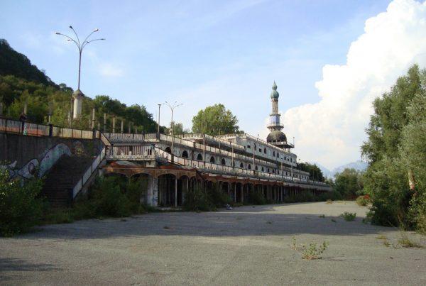 consonno - las vegas della biranza- urbex lombardia - città abbandonate - paesi fantasma