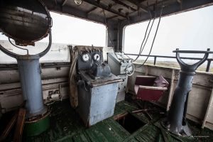 Viaggio sulle navi fantasma - urbex emilia - urbex italia - navi abbandonate - posti abbandonati