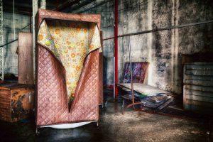 vestiti per l'anima - speciale urbex- fabbriche abbandonate