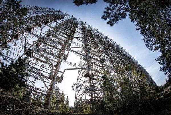 non e una number station - il picchio - base radio - edifici abbandonati - urbex europe - urbex ukraine