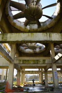 centrale del carbone - urbex umbria - fabbriche abbandonate - urbex italia- edifici abbandonati