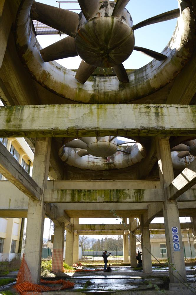 fabbriche chiuse - centrale del carbone - urbex umbria - fabbriche abbandonate - urbex italia- edifici abbandonati