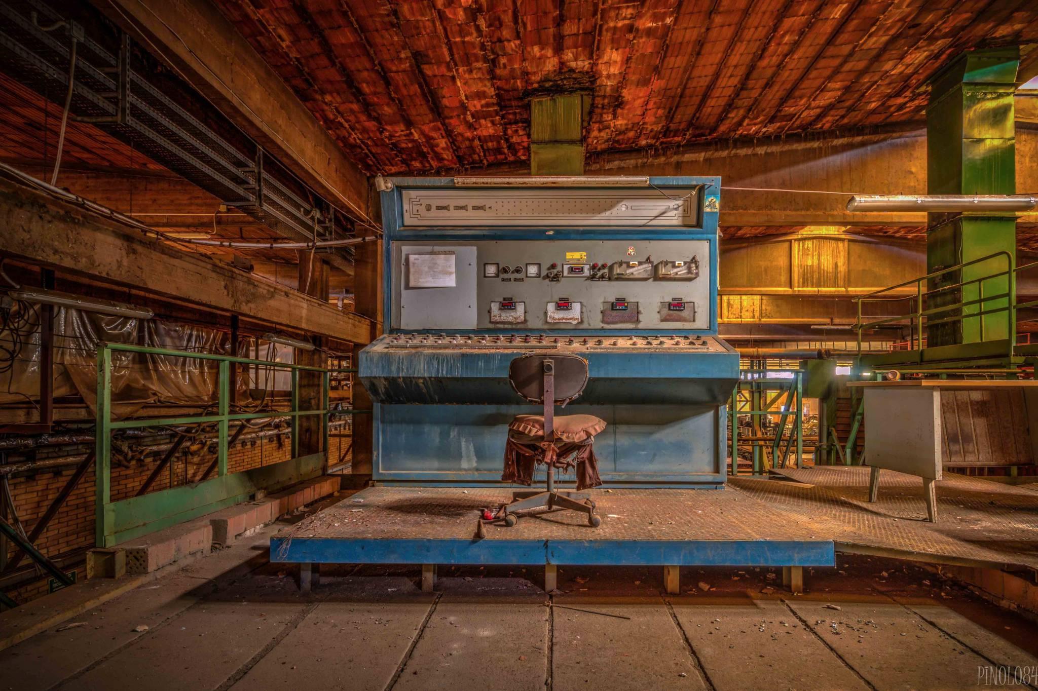 fabbriche abbandonate italiane
