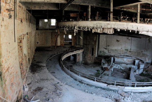 all'ombra del pan di zucchero - urbex brasil - abandoned casino - albergo abbandonato