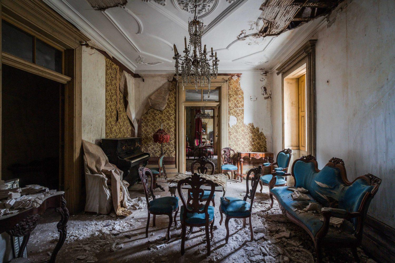 Camilla sernagiotto vive com chi sono gli urbexer for Ville in italia