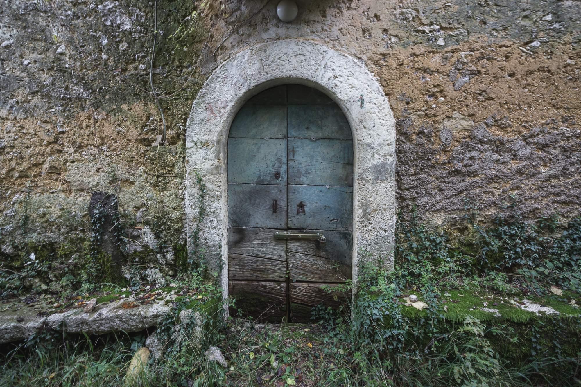 Forglieta, il piccolo borgo rurale abbandonato