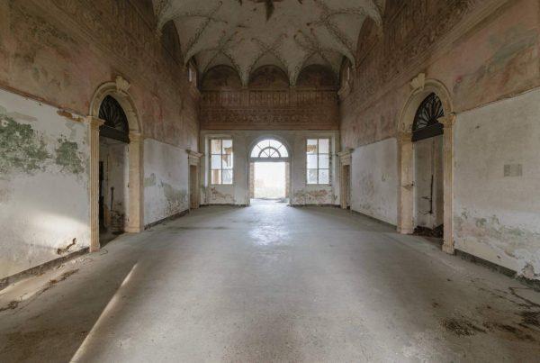 storia dell'arte - castelli e palazzi abbandonati - urbex veneto