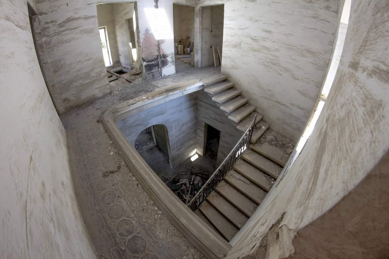 La sconosciuta Villa Fieris