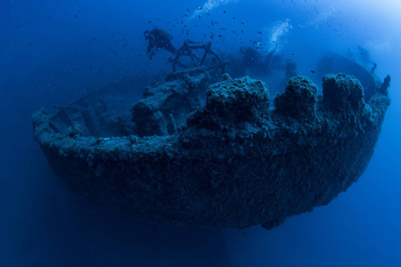 Un museo subacqueo chiamato Pasubio