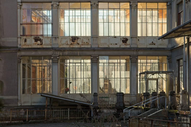 Il sanatorio, poi ospedale, poi..