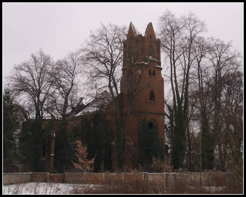 Nikolaikirche and the last Christmas Mass