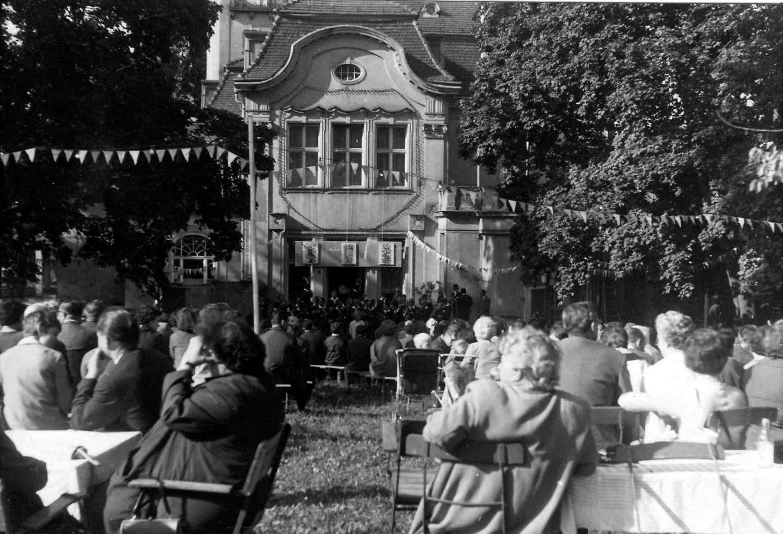Villa Steineck, la dimora del fabbricante di carrozzine