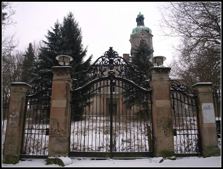 Villa Steineck, the home of the wheelchair manufacturer