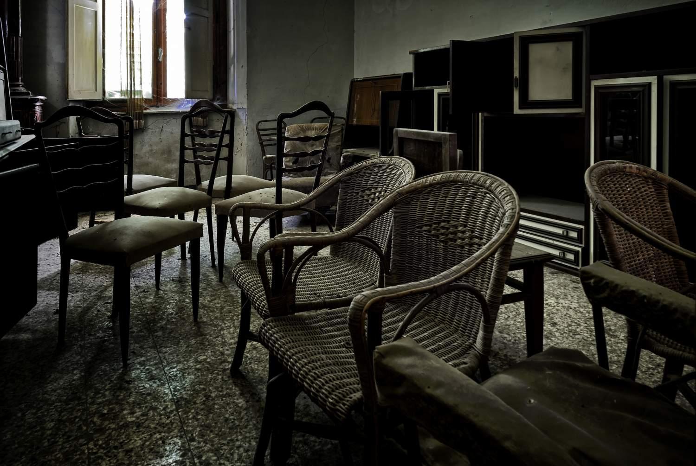 Le dodici sedie