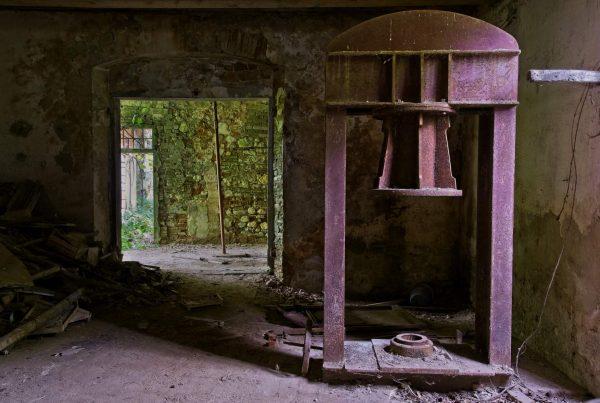 villa abbandonata - urbex toscana