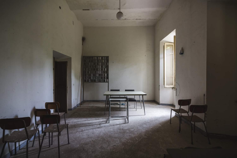 Il convento del silenzio